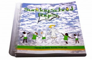 Sunday School Pages