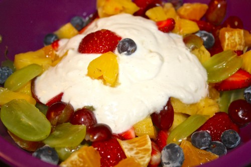 Fruit Salad Gospel