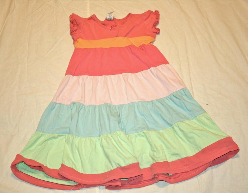Abi's summer dress