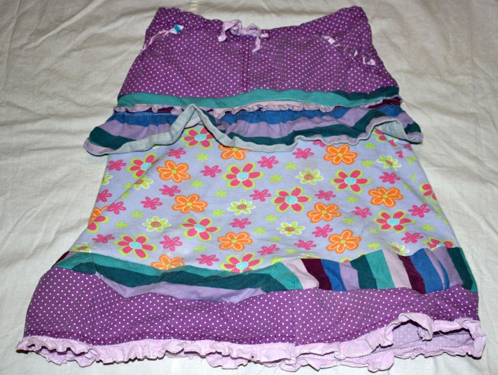 Reassembled Skirt