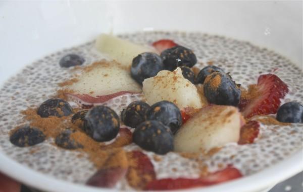 Chia Vanilla Pudding